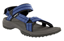Teva Terra Fi Lite Women's double zipper blue